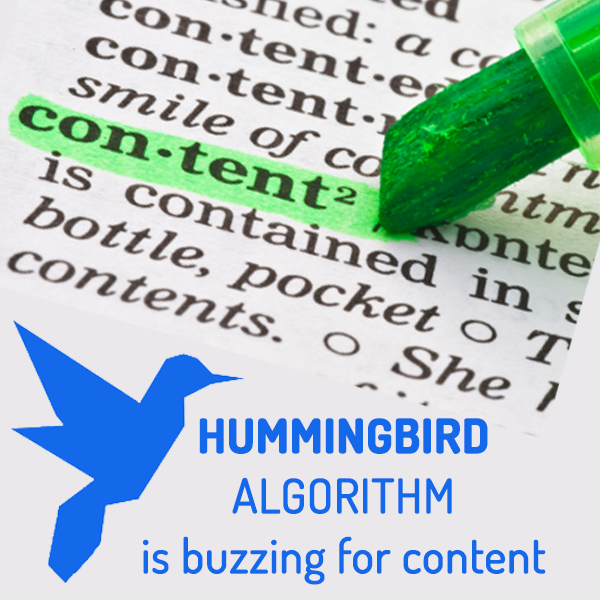 hummingbird content strategy
