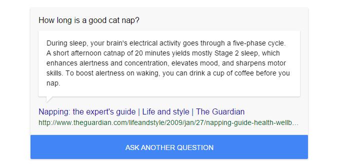 google fun facts 2