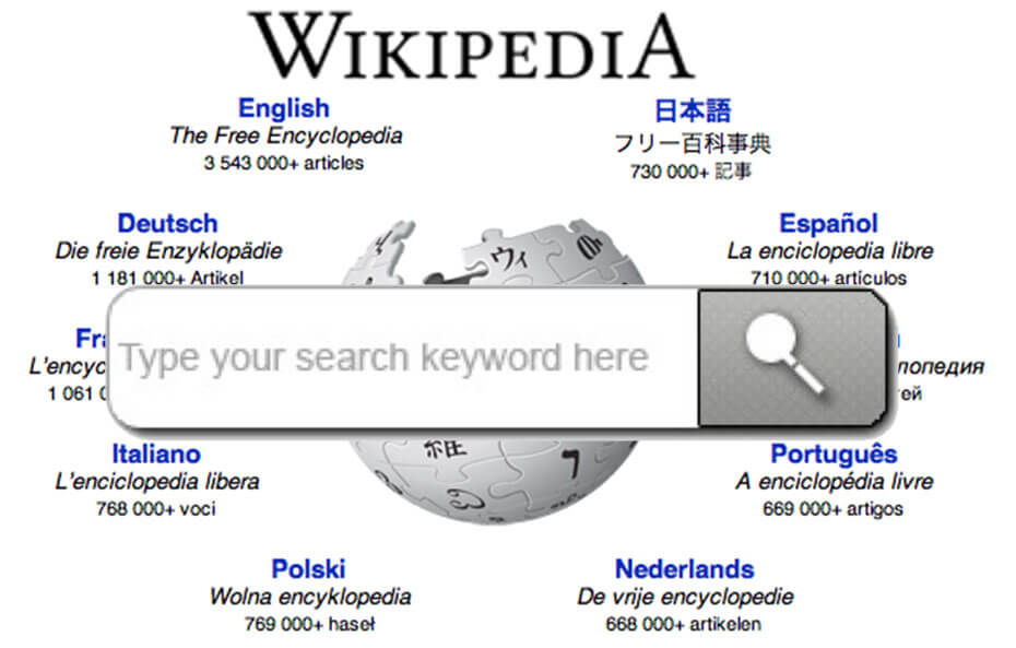 Wikipedia s transparent search engine will not rival google four