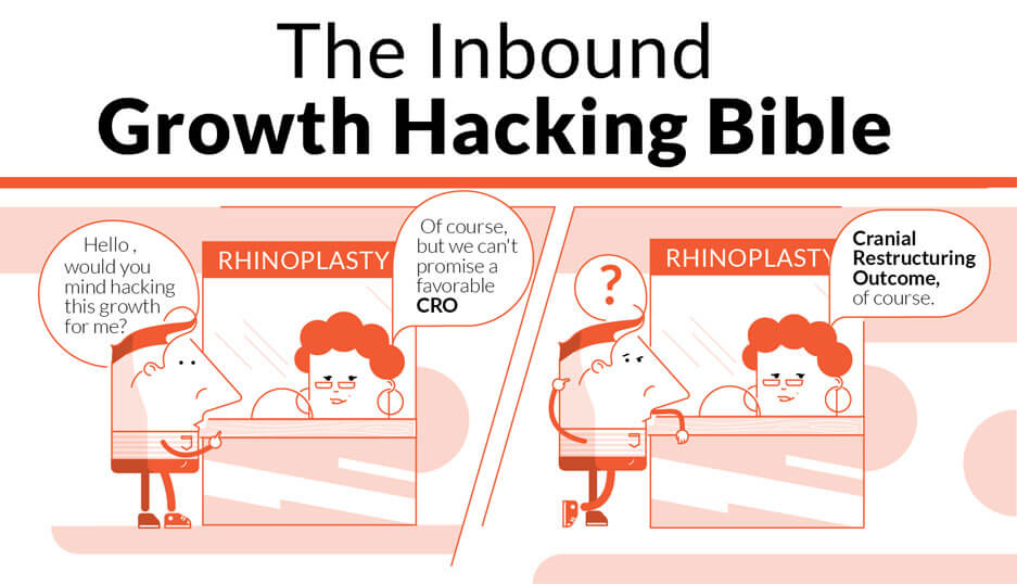 inbound growth hacking bible