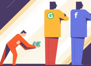 Crypto services providers no longer able to advertise on Google and Facebook