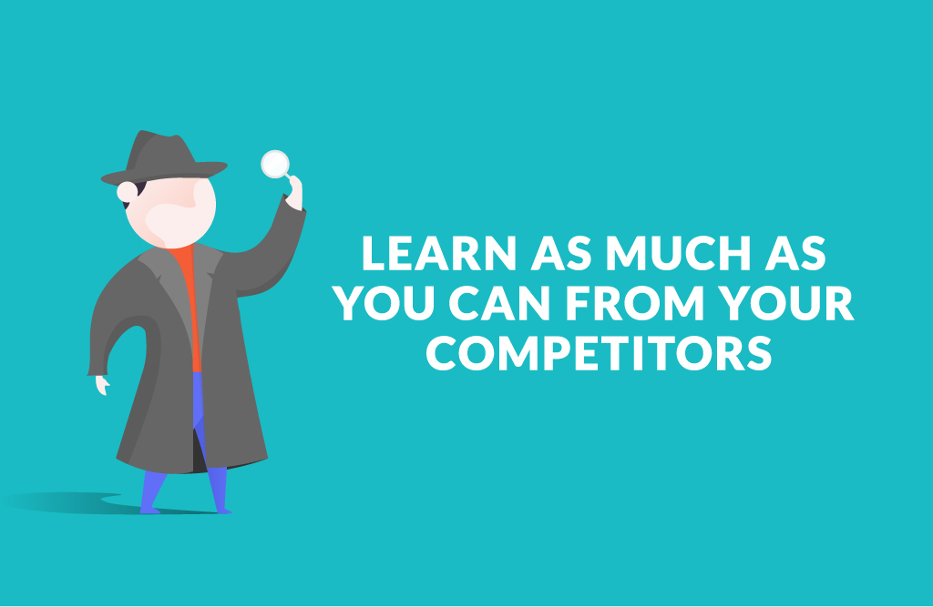 Competitor Analysis | Four Dots