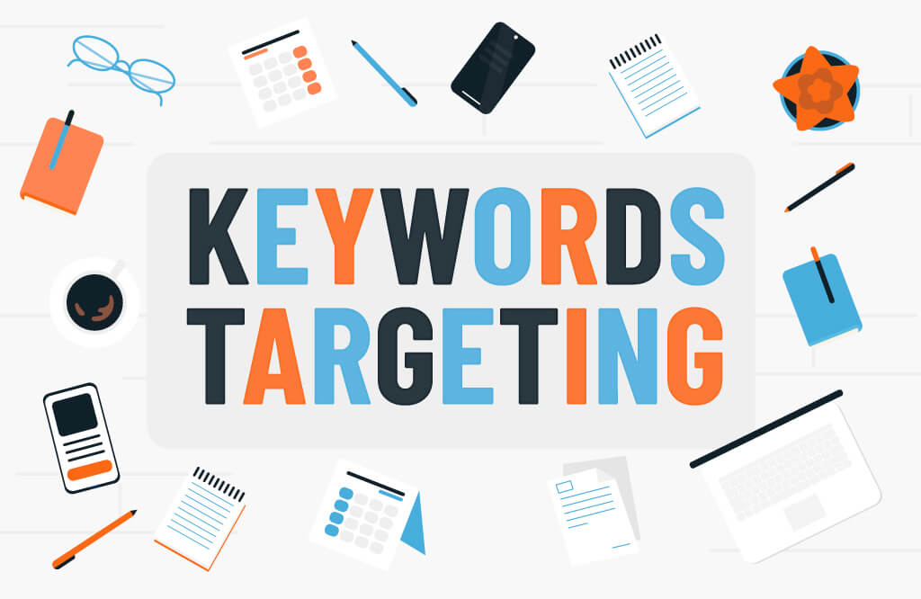 Keywords Targeting | Four Dots