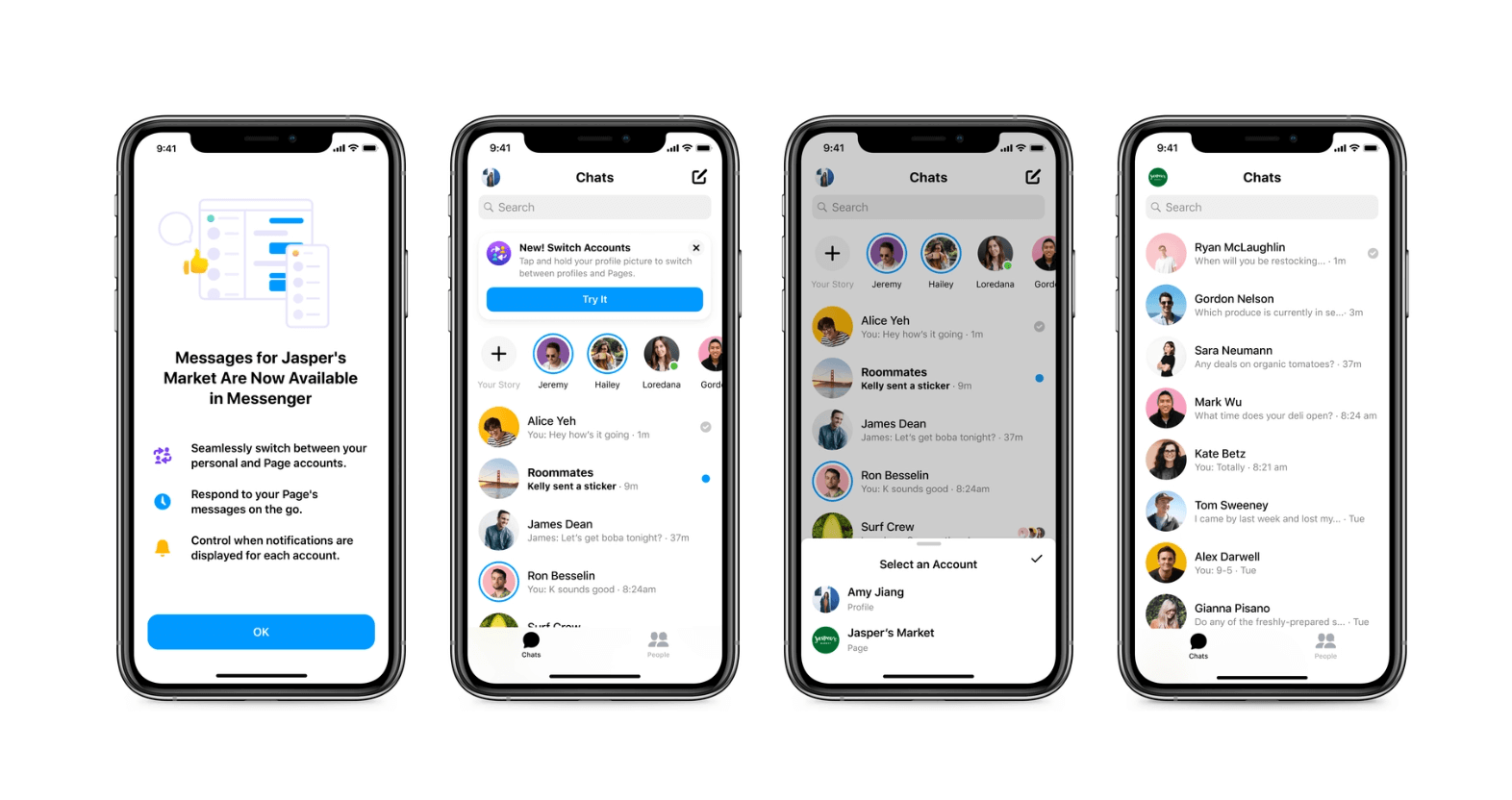 Facebook Introduced Business Inbox in Messenger | Four Dots
