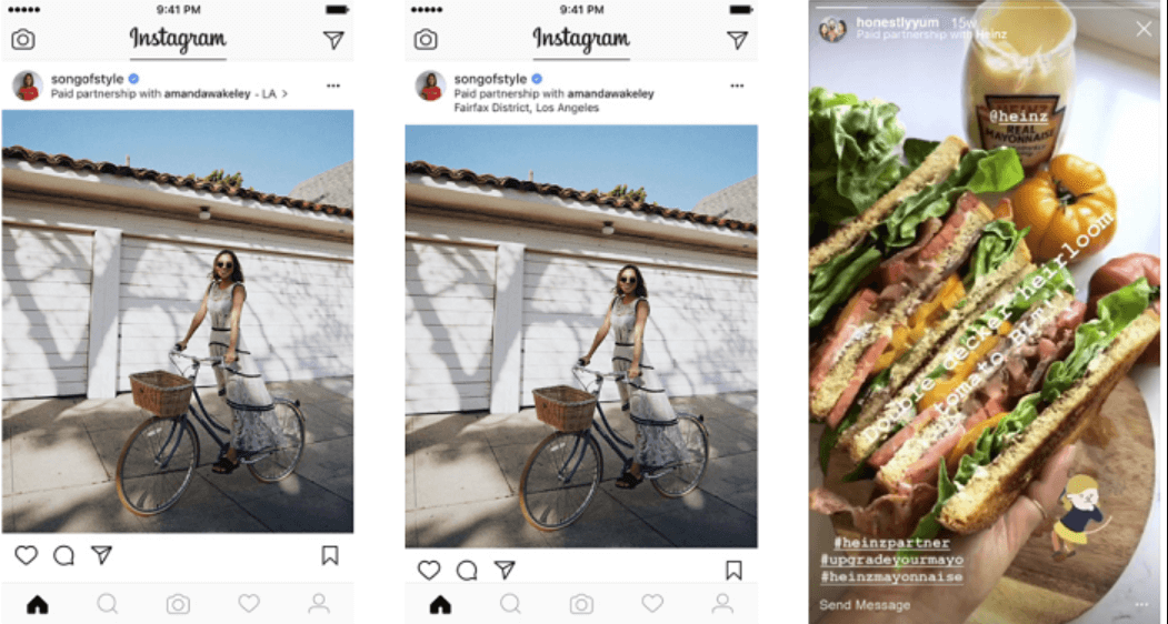 Instagram Announces a New Approach to Managing Influencers' Sponsored Posts| Four Dots