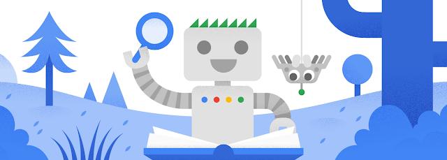 Googlebot Mascot Update | Four Dots