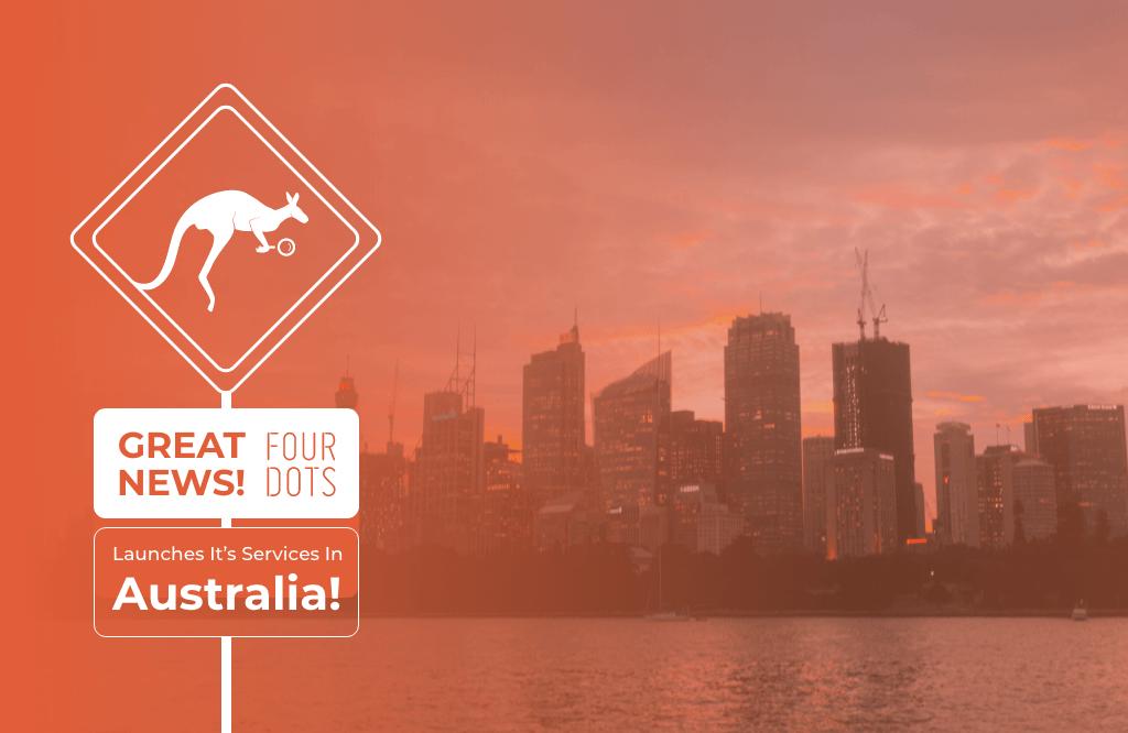 Four Dots Australia - New Digital Marketing Agency